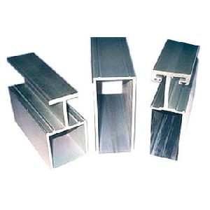 Mill Finish Aluminum Profile