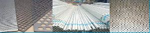 Galvanized Steel Pipe & Perforated Sheet