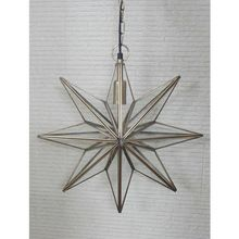 Star Shaped Hanging Christmas Light