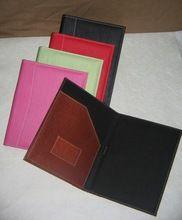 Handmade Leather Embossed Paper Hardcover Folder