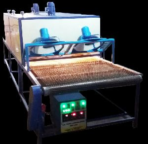 Paint Drying Infrared Conveyor Oven