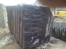 Black Granite Rough Block