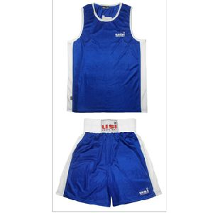 Boxing Shorts And Vests For Mens