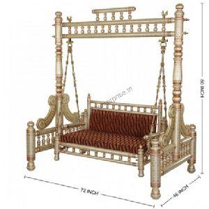 Indian Swing Sankheda Wooden Furniture
