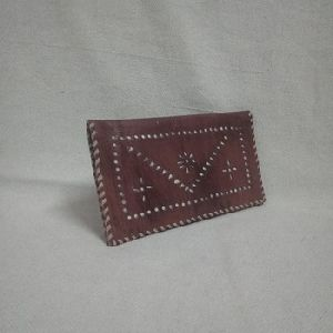 Two Fold Ladies Leather Wallet