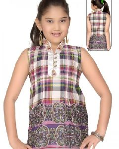 Children Fancy Kurti Legging