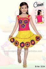 Designer Girls Skirt Top