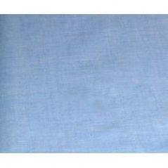 Ns Fabric Blue Cotton Fabric Unstitched Shirt