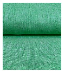 NS Fabric Ice green Linen Lea-60 Unstitched Shirting Fabric