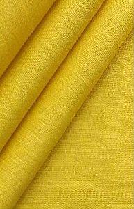 Ns Fabric Yellow Linen Fabric