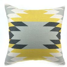 Printed Woven Cotton Cushion Cover