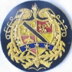 Handmade Bullion Emblem