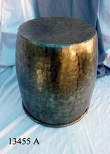 Aluminium Drum Stool