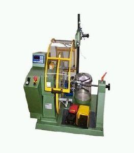 Plastic Roll Winding Machine