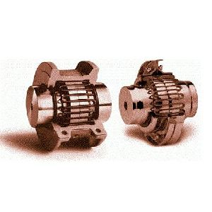 Resilient Gear Couplings