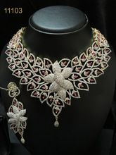 Cz Indian Jewellery