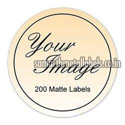 Logo Customized Labels