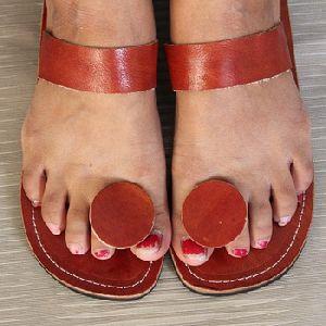 Genuine Leather Handmade Slipper Casual Flip Flops Slippers