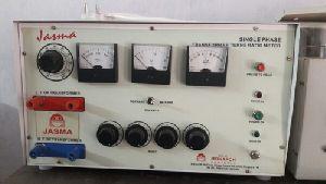 Jasma Single Phase Transformer Turns Ratio Meter