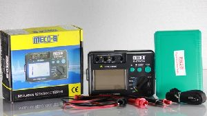 Meco G Insulation Resistance Tester
