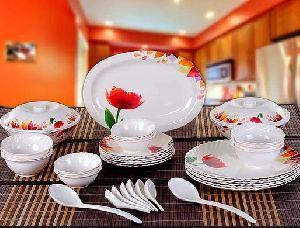 Ceramic Melamine Dinner Set