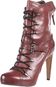 Handmade Womens Leather Boots