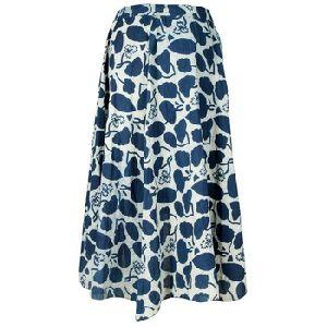 Side Long And Short Skirt