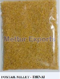 Foxtail Millet - Thinai - Kora