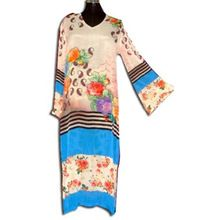 Stylish High Fashion Women's Long Punjabi Suit