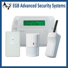 Tyco Home Security Intrusion Alarm