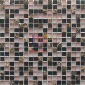 Matt Glass Mosaic Tiles