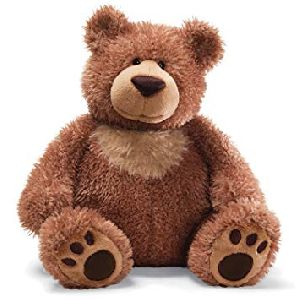 Fur Stuffed Teddy Bear