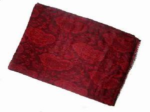 Silk Cashmere Woven Shawls