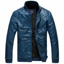Leather Jacket Blazer Coats For Men