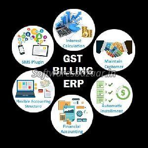 Gst Billing Erp Software