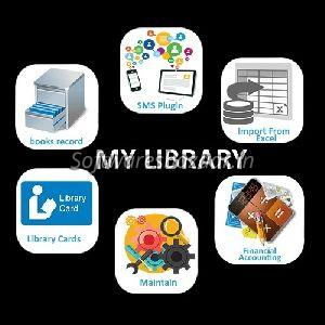 Library Management Erp Software