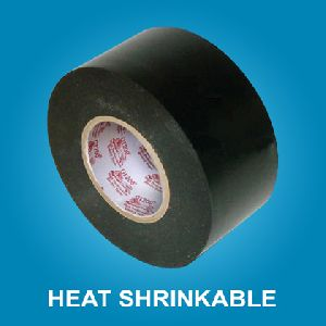 Heat Shrinkable High Temperature Tape