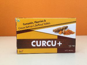 Curcumin With Piperine Tablet
