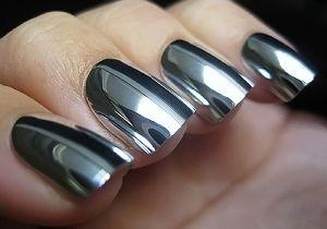Mirror Finish Nail Polish