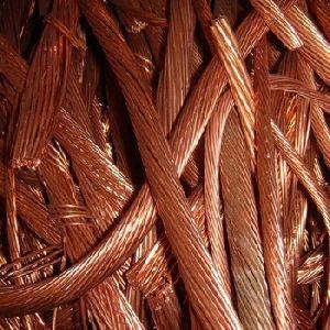 High Quality Copper Wire Scrap, Mill Berry Copper 99.99%