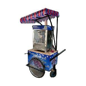 Popcorn Machine Trolley