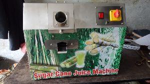 Semi Automatic Sugarcane Juice Machine
