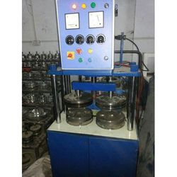Fully Automatic Paper Plate Raw Material Making Machine