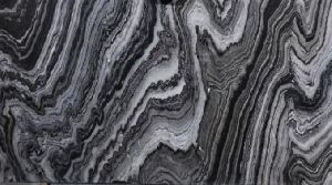 Mercury Black Marble Slabs