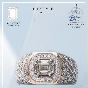 Pie Cut Diamond And Jewellery