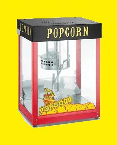 Exclusive Popcorn Machine