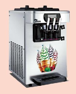 Table Top Softy Ice Cream Making Machine