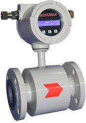 GSM Based Electromagnetic Flow Meter