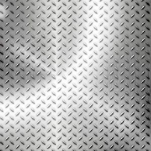 Metal Chequered Plates
