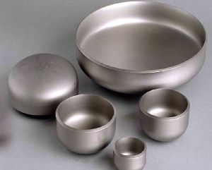 Stainless Steel Pipe End Caps